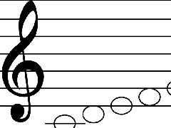 轻松学好五线谱