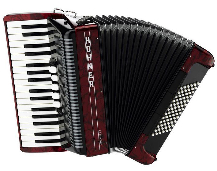 身为音乐人的你,了解手风琴吗?