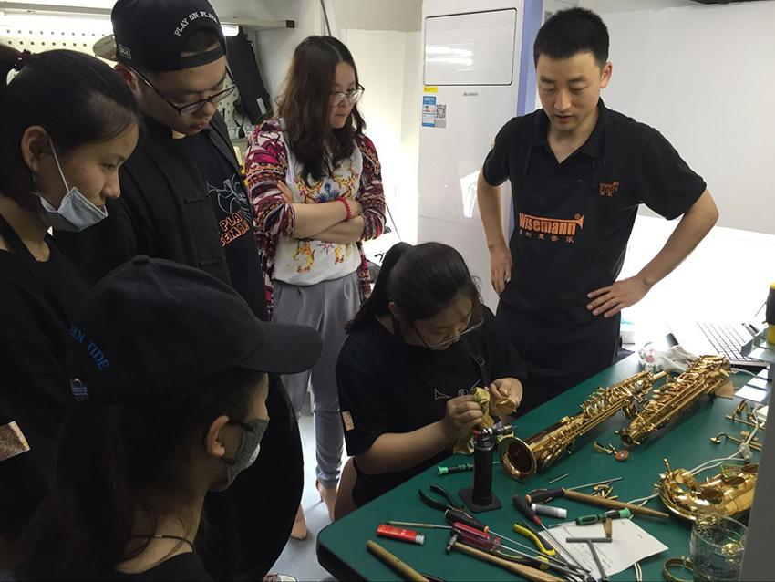 乐器修造专业