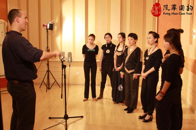 龚琳娜谈中国声乐财富