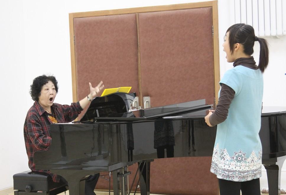 风华国韵特色教学为音乐高考生提供成功捷径