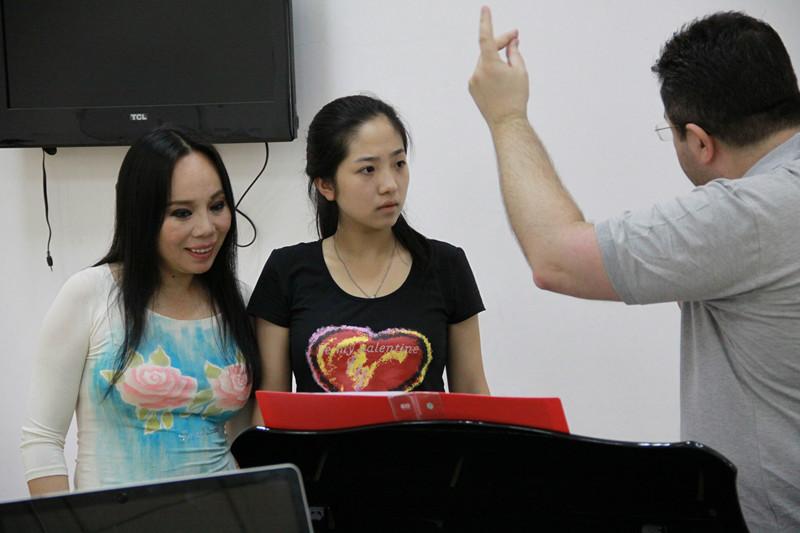 國韻老師詳盡講授聲樂基礎知識(四)