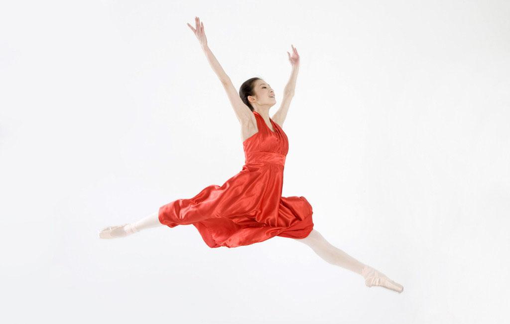 民族舞旋转技巧基础训练