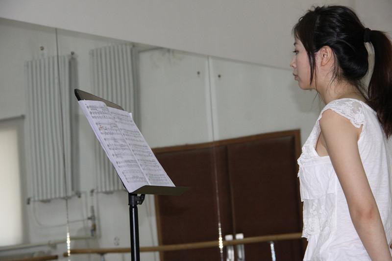 国韵老师详尽讲授声乐基础知识(六)