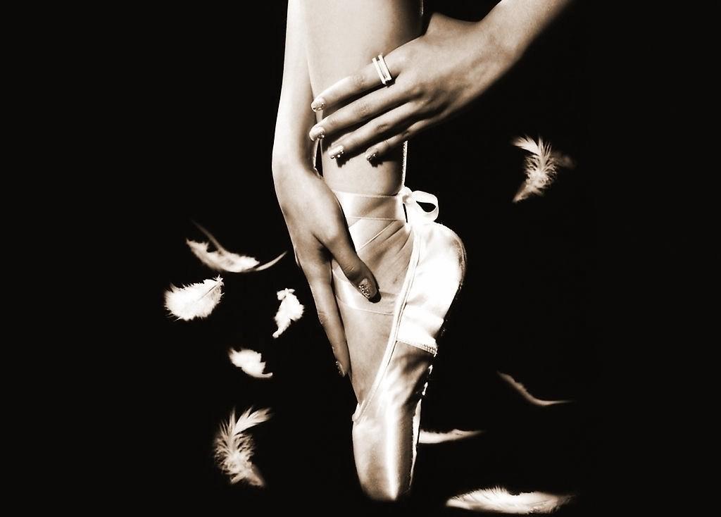 芭蕾舞三十天速成法