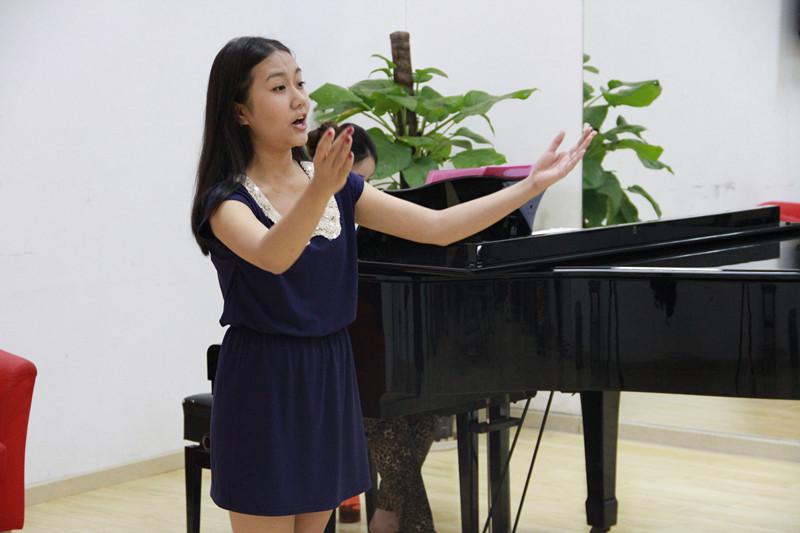 声乐高考如何选择曲目
