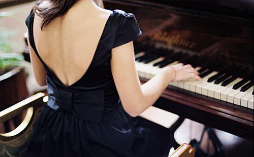 鋼琴學習的三個階段