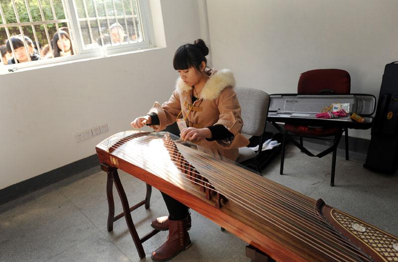 2013年艺术类考试科目(音乐类)及评分标准要求介绍