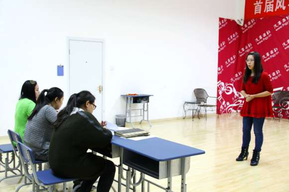 音乐高考培训指出在声乐演唱时声区的运用