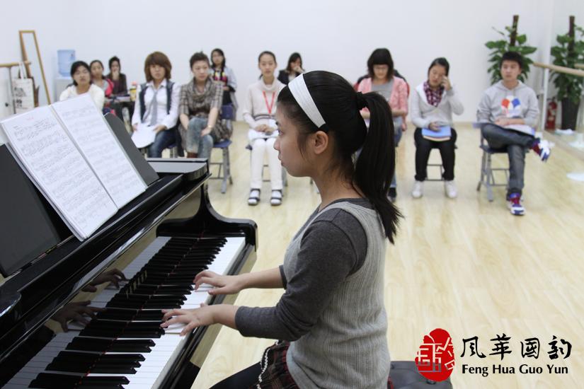 艺考音乐类院校的主要专业设置