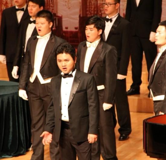 风华国韵音乐教育中心鲍忠孝老师出演男一号阿尔弗莱德