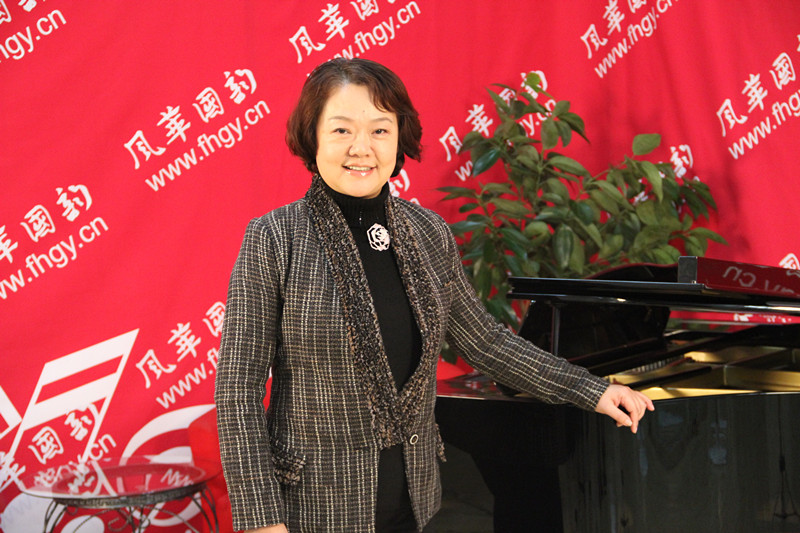为艺术的弘扬和传播做更多的努力——陈蔚导演在风华国韵拍摄宣传片