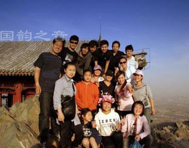 北京国韵之音教育中心音乐高考班师生香山之旅