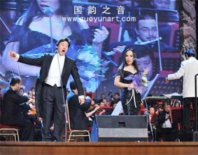 金鐵霖從教43年學生音樂會盛大舉行
