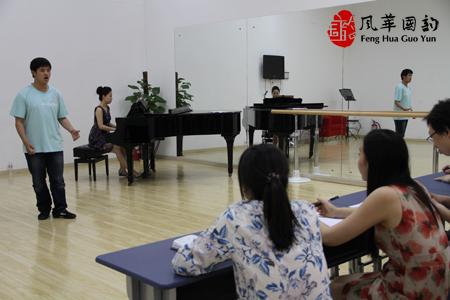 6月17日學生聲樂匯報