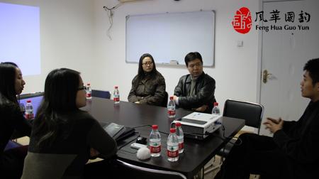 中国音乐学院学生处处长马磊来校参观指导