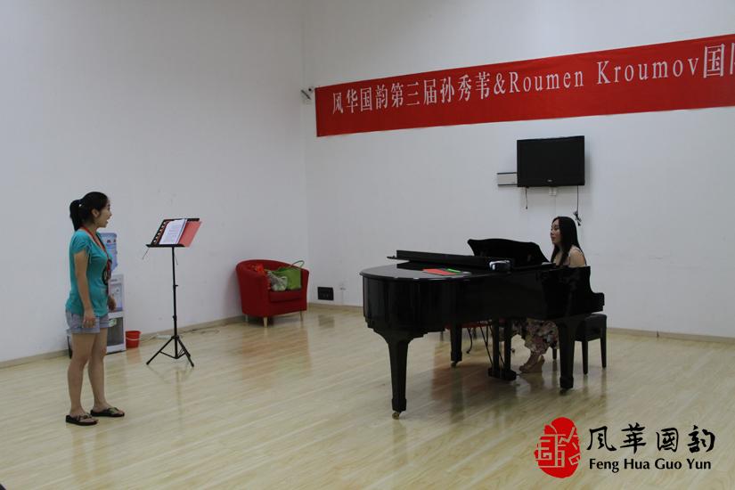 孙秀苇国际声乐歌剧大师班招生方案敲定  即日起接收报名