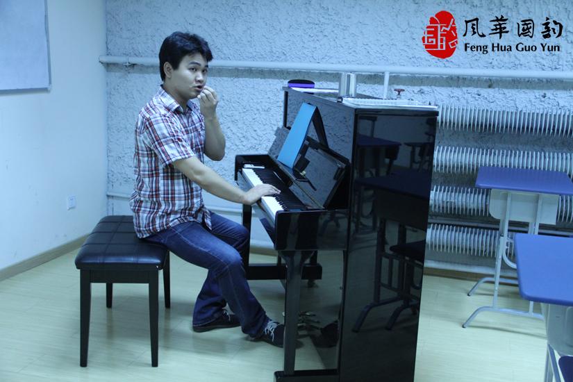 鋼琴-視奏和背奏