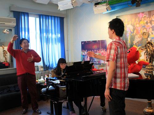 金铁霖:中国声乐需要重视对传统民族音乐的继承