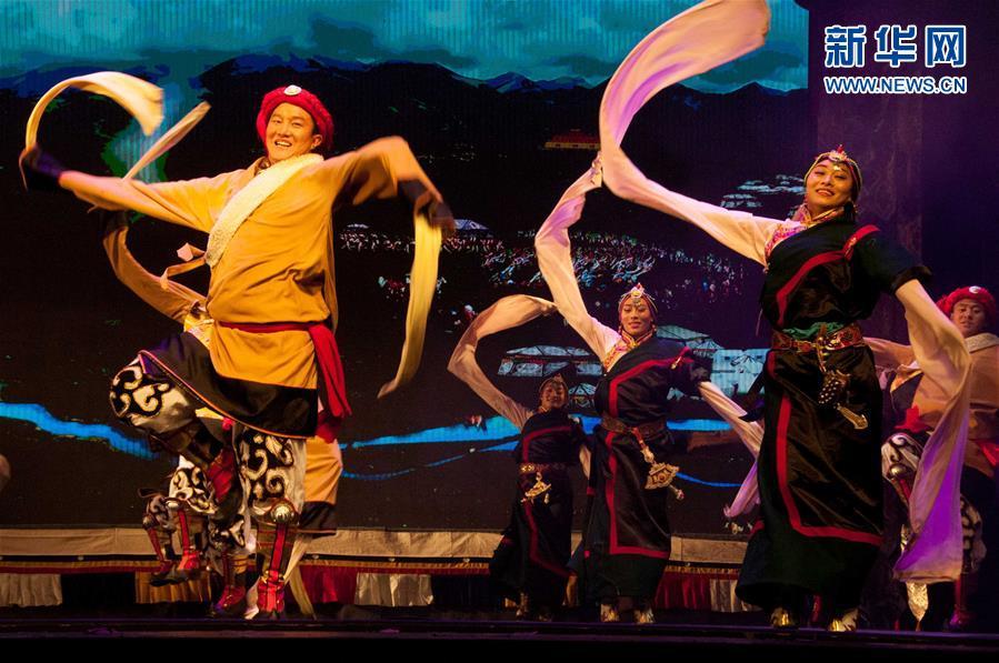 世界最长史诗改编的歌舞剧成都首演