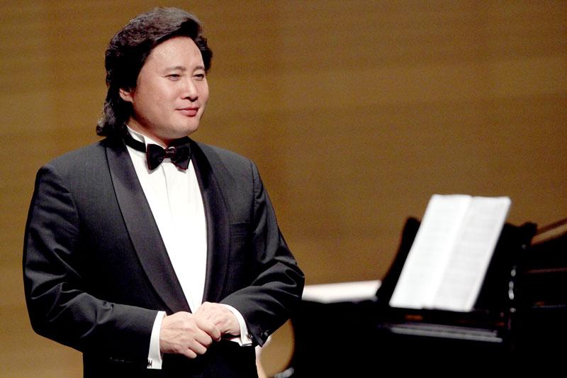 戴玉强---中国第一男高音独唱音乐会