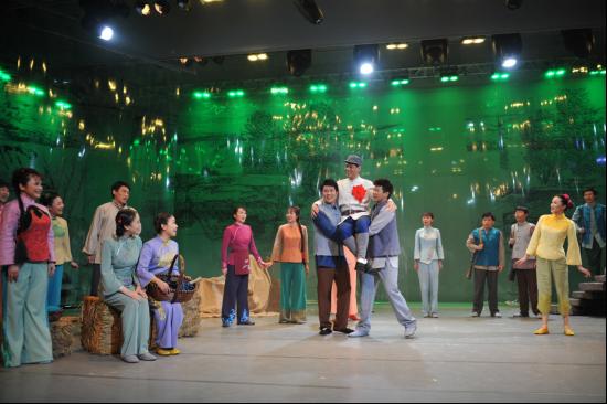 中国民歌经典元旦专场音乐会