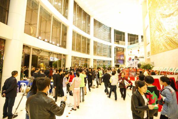 百度乐居 融侨文化剧场之歌剧《伤逝》榕城首映 轰动全城