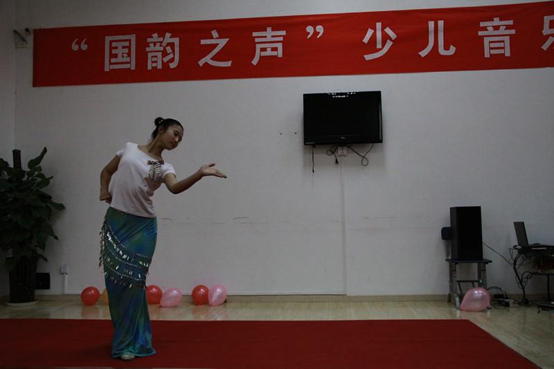 少兒學習舞蹈的好處