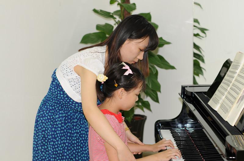 风华国韵老师与家长们分享幼儿钢琴教育心得