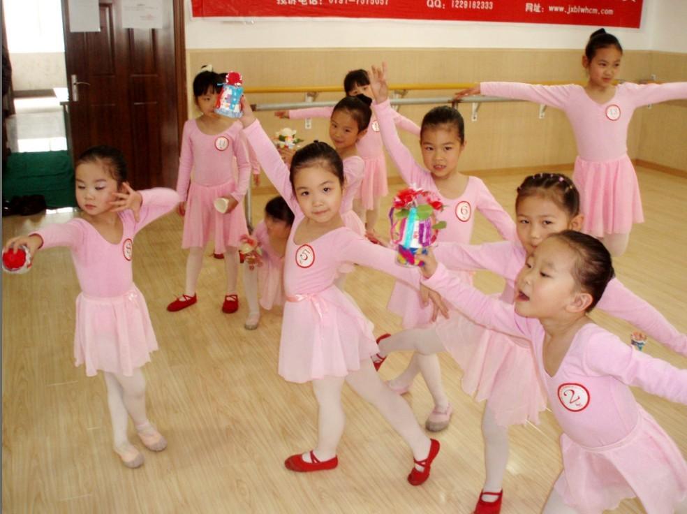 如何培養孩子的舞蹈能力