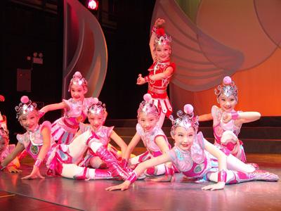 跳舞練功會影響孩子長個兒?