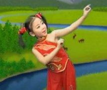 中国音乐学院儿童声乐考级一级示范曲
