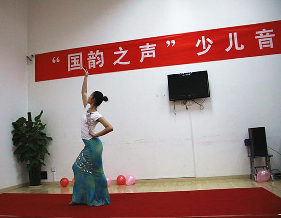 風華國韻老師談少兒學習舞蹈的九大好處