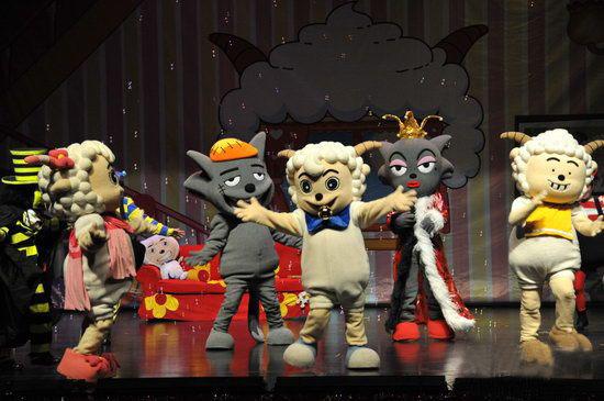 充满童趣的少儿舞台剧