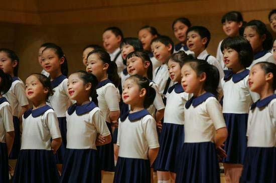 国韵专业老师讲述童声合唱训练应注意的问题