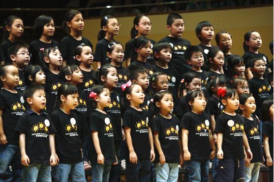 国韵之音童声合唱团周末集训开始啦!