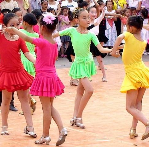 国标舞的体育舞蹈艺术价值