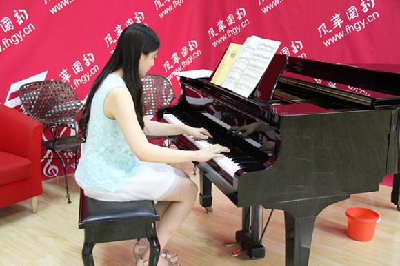 风华国韵音乐艺考钢琴专业课程介绍