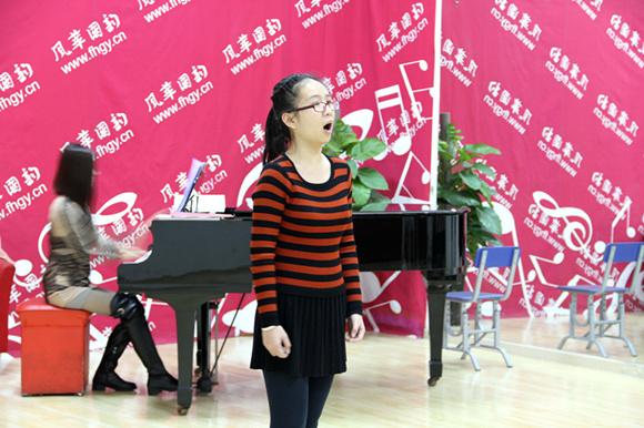声乐高考培训老师解析声乐考试要求