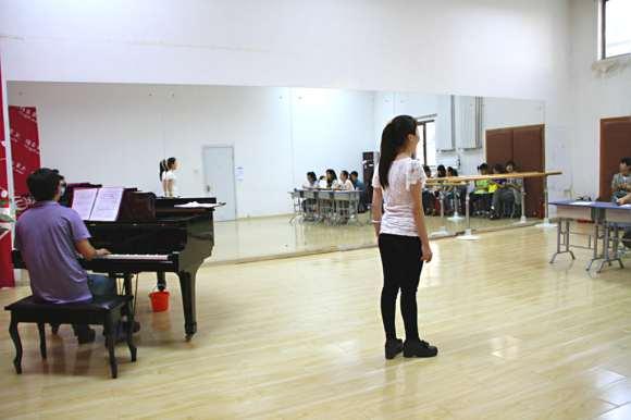 声乐艺考生在考试过程中应做好哪些准备?