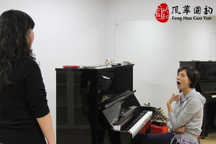民俗通俗声乐中心课程设置