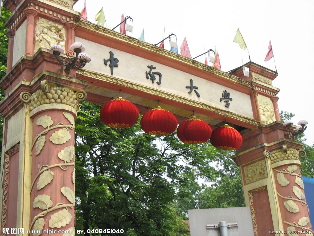 中南大学2011年艺术特长生招生简章
