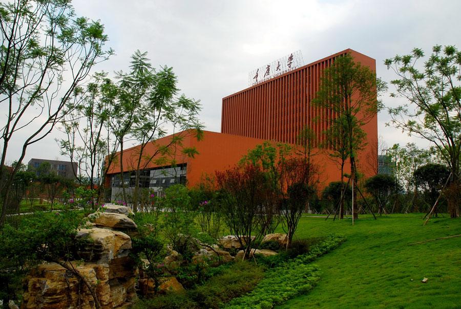 重庆大学2010年艺术特长生招生实施办法