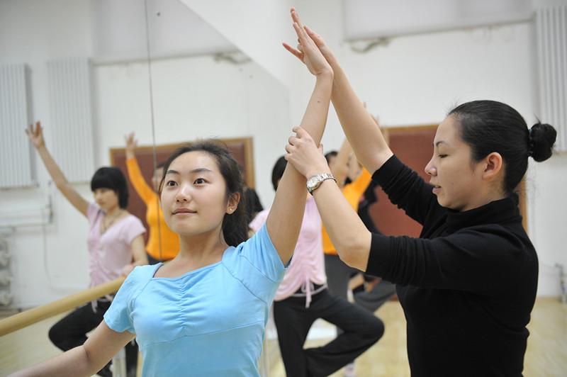 特色舞蹈基础教程现已开始招生