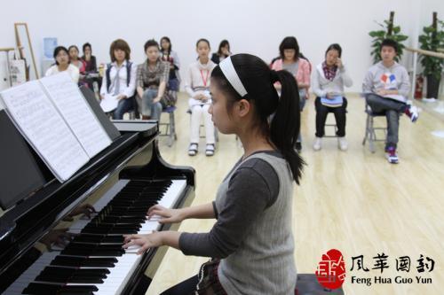 哈尔滨哪学钢琴好?