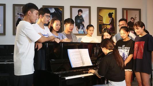 福州学声乐在哪里学比较好?