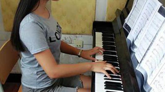 宝鸡钢琴培训哪里好?