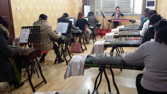 哈尔滨学古筝要多少钱?
