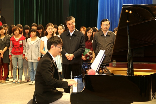 保定哪里学钢琴比较好?