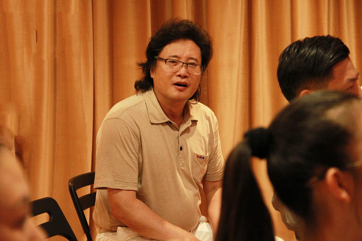 """著名男高音歌唱家魏松来京开班授课 同为""""三高"""